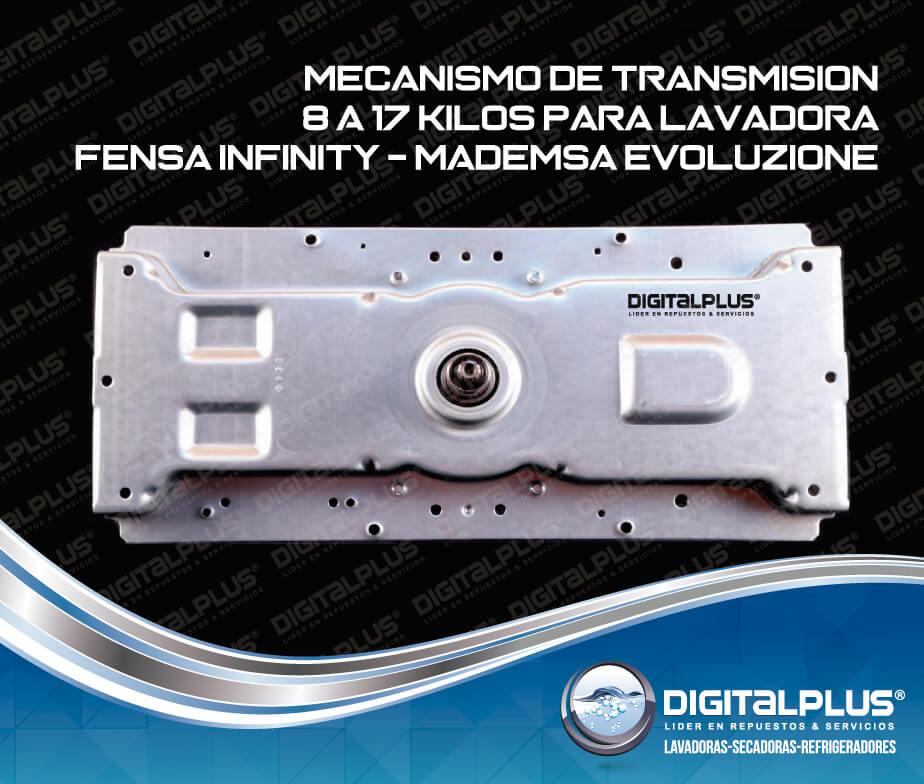 Mecanismo De Transmision Fensa Infinity Mademsa Evoluzione