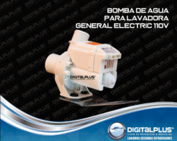 BOMBA DE AGUA PARA LAVADORA GENERAL ELECTRIC 110V